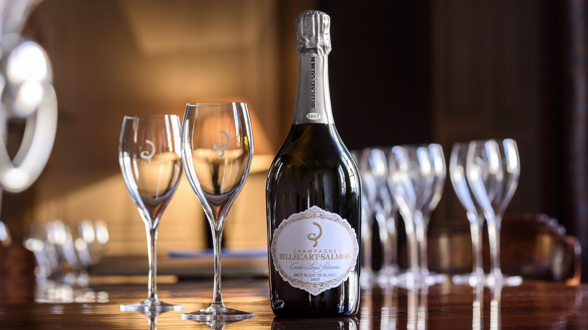 Dîner Champagne Billecart-Salmon le 18 octobre 2019